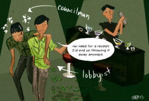 Honolulu Must Toughen Its Lax Lobbying Rules