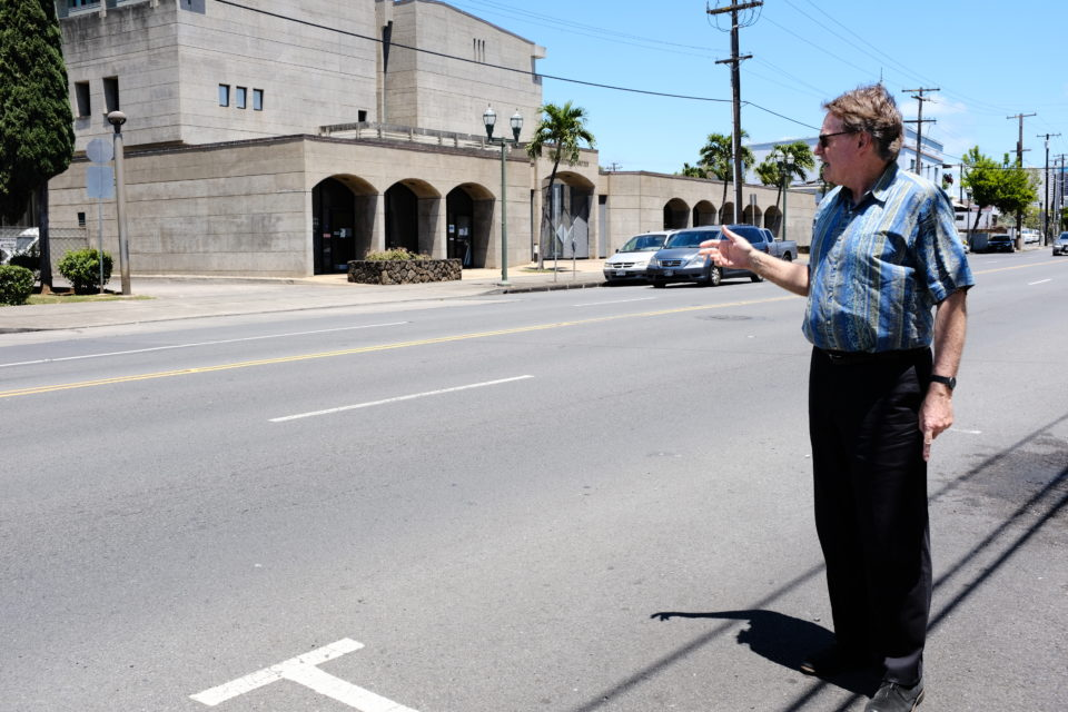 Dream Plan or Pipe Dream? Group Pushes Street-Level Rail For Honolulu