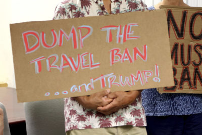 Hawaii Federal Judge Blocks Latest Trump Travel Ban