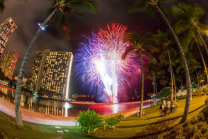 The Cost Of Hilton's Friday Fireworks Just Went Up