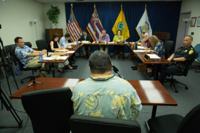 News Outlets Challenge Honolulu Police Commission Secrecy