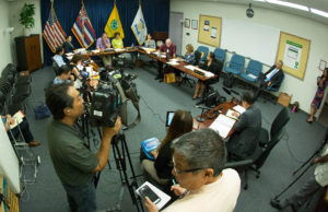 Police Commissioners Clash Over 'Unconstitutional' Secret Hearings