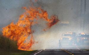 California Fire Insurance Losses Top $1 Billion