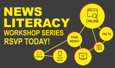 News Literacy Series Event #2: Pressures of Speed and Accuracy