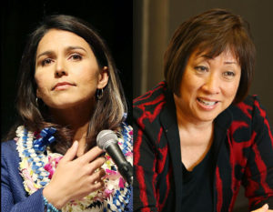 Gabbard Rakes In Far More Campaign Cash Than Hanabusa