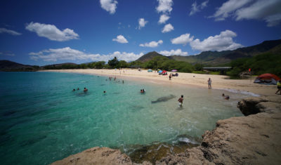 Leeward Communities Fed Up With Commercial Tour Groups On Beaches