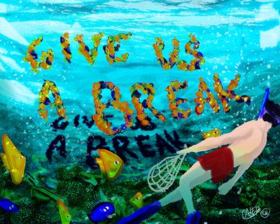 Don't Drown The Aquarium Bill