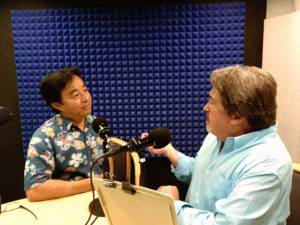 Pod Squad: Sen Glenn Wakai Talks About His Outreach To Micronesia