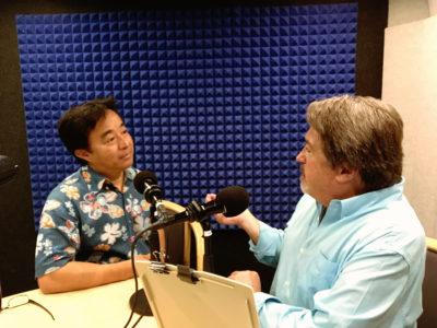 Pod Squad: Sen Glenn Wakai Talks About His Outreach To Micronesia