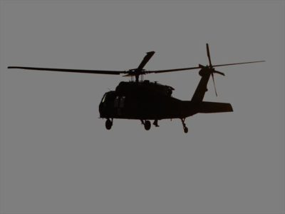5 Missing After Army Helicopter Goes Down