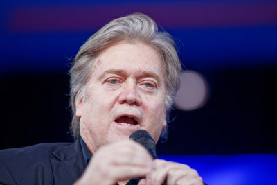 Neal Milner: Most Of Us Haven't Figured Out Trump, But Steve Bannon Has