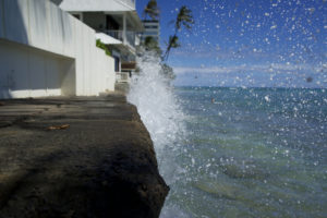 Ian Lind: No One Has Won The Fight Over Fixing This Waikiki Seawall