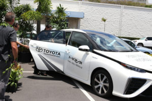 Hawaii Is Building Its First Public Hydrogen Vehicle Fueling Station