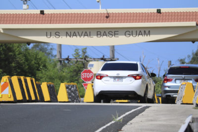 Q&A: What Does The US Military Do On The Island Of Guam?