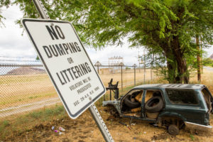 Legislators Want Abandoned Cars Removed Quicker