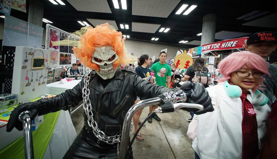 Comic Con — Three Days Of Escapism In Honolulu