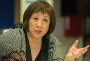 Hanabusa Gears Up For Gubernatorial Race Against Ige
