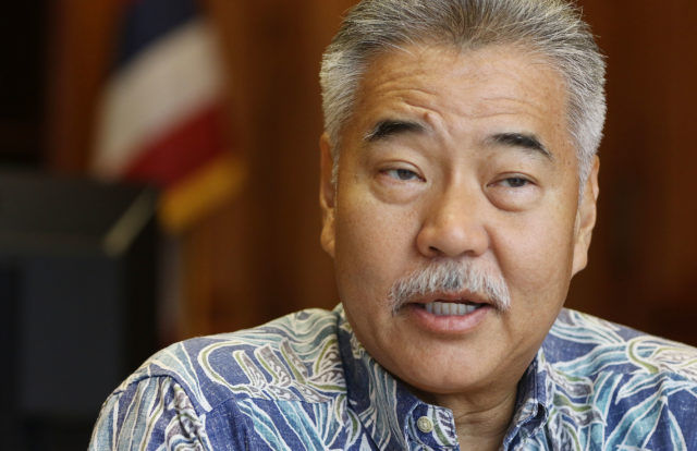 Hawaii governor signs bill legalizing medical 'aid in dying'