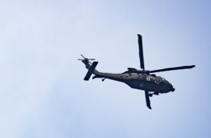 Military Suspends Search For Five Soldiers Missing In Helicopter Crash