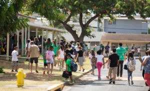This Honolulu Charter School Has Found A Unique Way To Survive