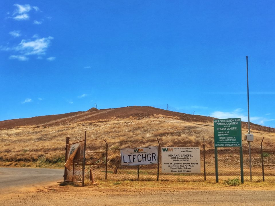 Brittany Lyte: Has Kauai Finally Found A Site For A New Landfill?