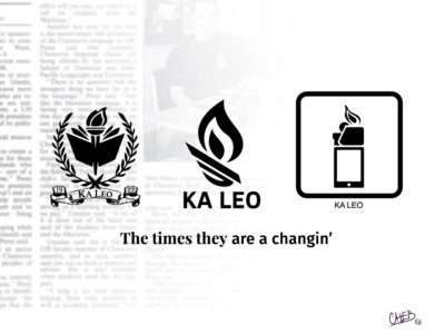 UH Should Save Ka Leo — And Bring It Into The Digital Age