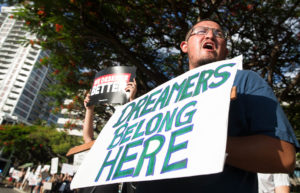 Hawaii 'Dreamer' Protest: 'This Is The Worst Thing He Could Have Done'