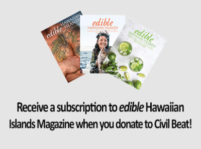 Edible Hawaiian Islands Promo