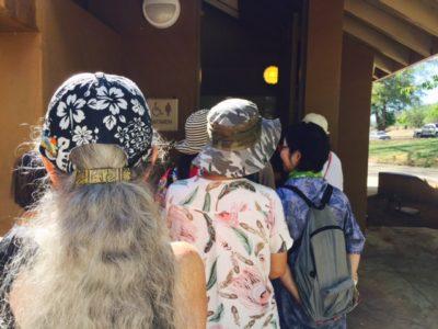Denby Fawcett: Farmers' Market Bathroom Shortage Has People Squirming