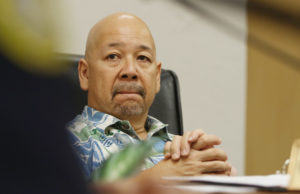 Palace Intrigue: Ernie Martin Tries To Return As City Council Chairman