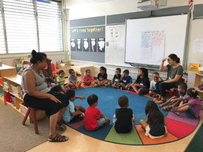 Preschool In Hawaii: Expensive And 'Ridiculously Hard to Find'