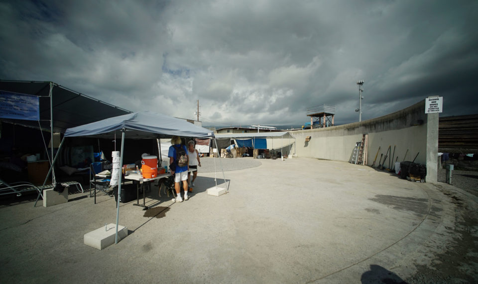 The Big Island's First Legal Homeless Camp: Safe Zone Or Shanty Town?