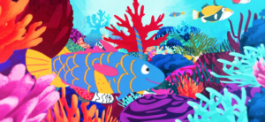 ANIMATION: The Life Of A Coral Reef