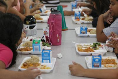 Hawaii Schools Can't Seem To Give Breakfast Away