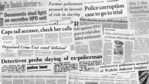 Covert Honolulu Police Unit Has Long History Of Troubles