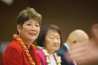 Honolulu City Council member Carol Fukunaga.
