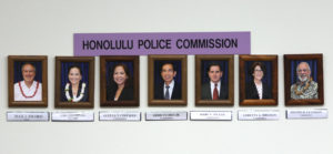 Caldwell Names Gibson, Chang To Police Commission
