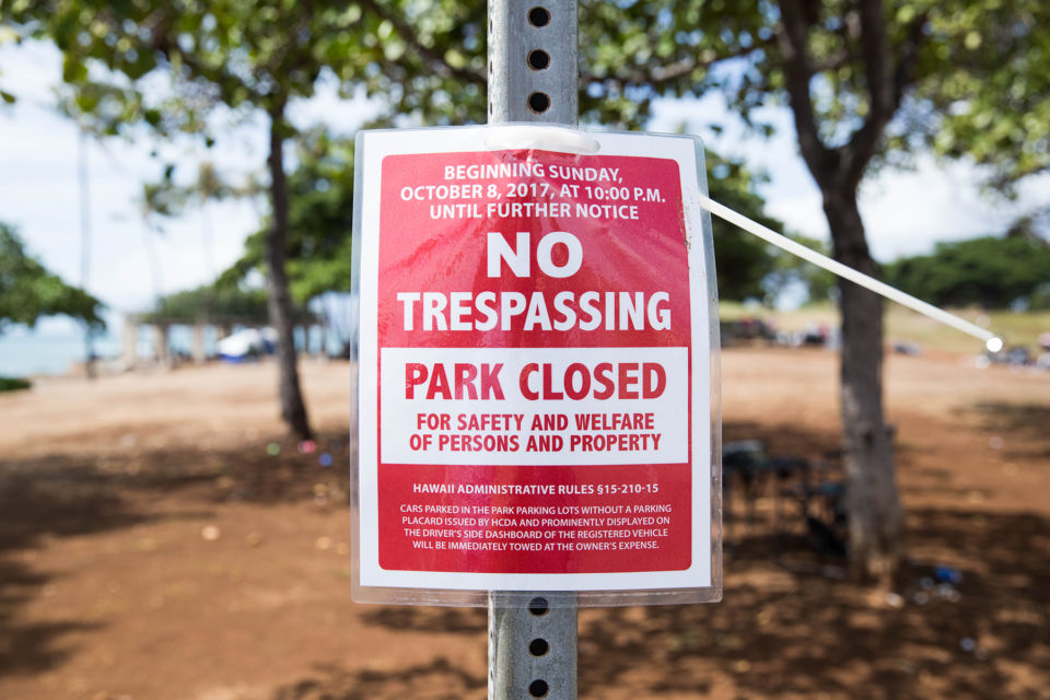 What To Do If You're About To Be Homeless In Hawaii