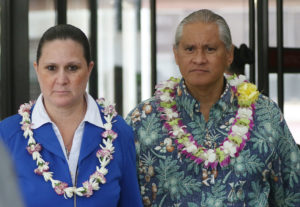 Ex-Honolulu Police Chief Aims To Fight Charges In 2 Trials