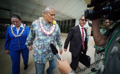 Former HPD Police Chief Gets New Criminal Defense Attorney