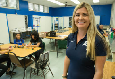 Hawaii Teacher Hopes To Win $100K In National Education Competition