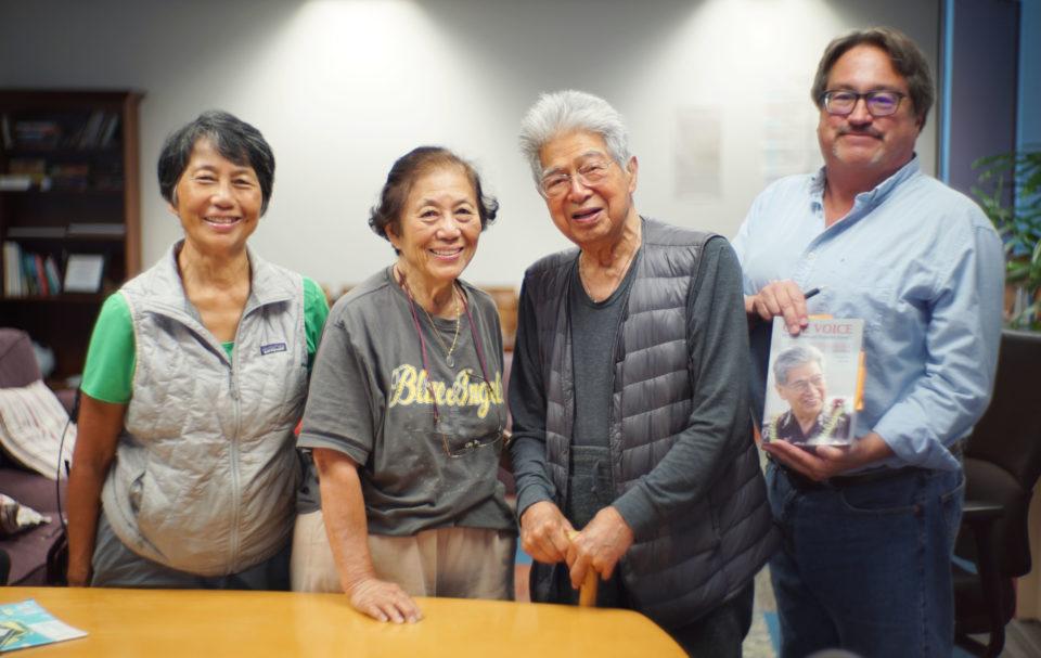 Pod Squad: Dan Akaka Talks About His Hopes For Hawaii