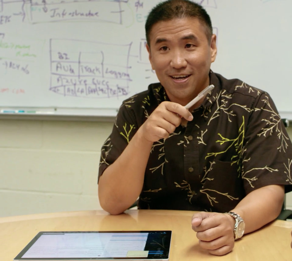 Pod Squad: Meet The Guy Who's Trying To Modernize Hawaii Government
