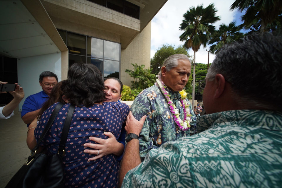Former Honolulu Police Chief And Prosecutor Wife Arrested