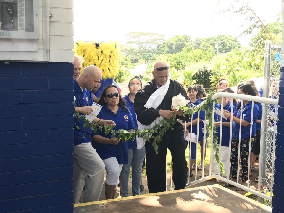 On Campus: It's The First Day of School at Kamalani