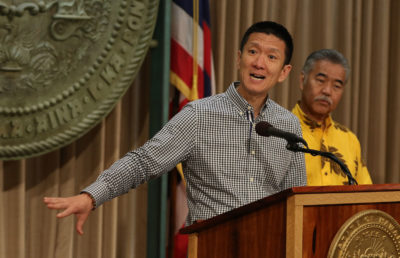 Chin To Step Down As Hawaii AG In Run For Congress
