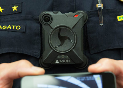 Honolulu Police Officers Begin Testing Body Cameras