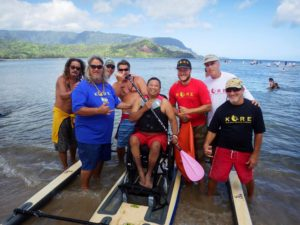 Brittany Lyte: Therapy Atop Surfboards On Kauai