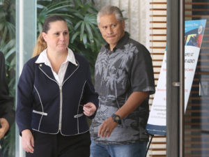 Lawsuit: Ex-Honolulu Police Chief, Wife Default On $1M Mortgage