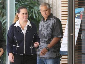 Lawsuit: Ex-Honolulu Police Chief, Wife Default On $1M Mortgage